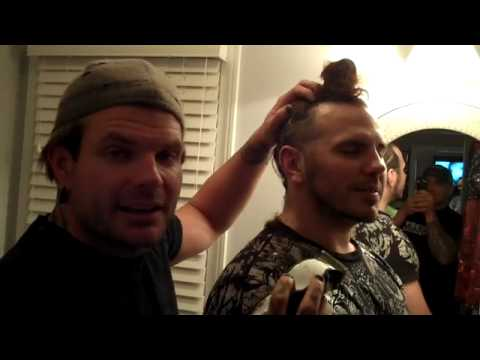 Jeff Violently Shaves Matt's Hair