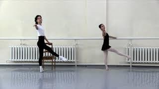 2 часть 2 Этап Артист ансамбля танца