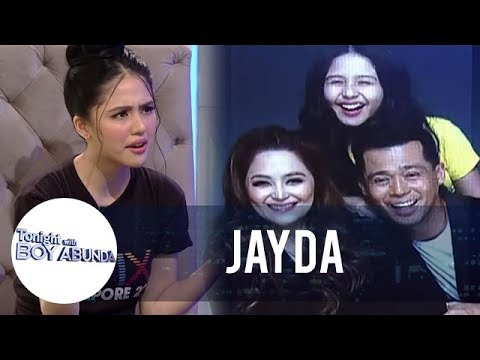 Jayda chooses between her parents Jessa Zaragoza and ...
