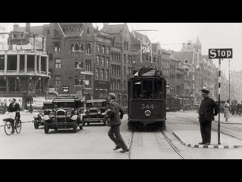 A Trip Through the Netherlands in the 1920s (jaren 20)