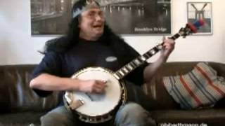 Greatest Banjo player of all time: Obi Barthmann