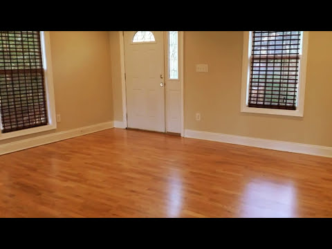How to make your hardwood floor look like new again...