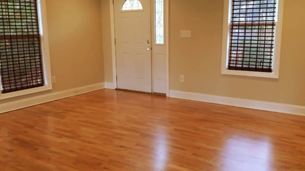 How To Make Your Hardwood Floor Look Like New Again