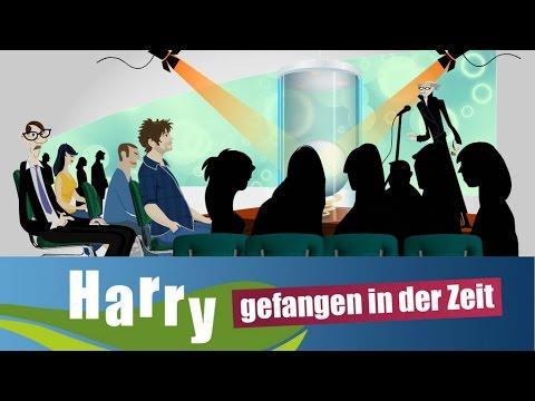 Learn German (A1-B1) | HARRY – Gefangen In Der Zeit | Episode 53