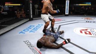 Funny K.O. EA SPORTS™ UFC® 3 #2