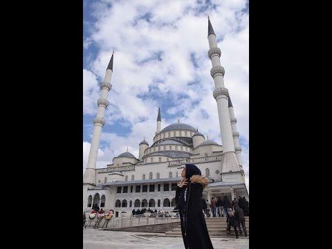 My Trip to Ankara, Turkey!