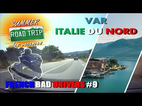 ☀️ FBD#9 - Dashcam & Drône - Summer Road Trip 🇮🇹