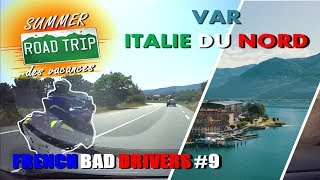 ☀️ FBD#9 - Dashcam & Drône - Summer Road Trip