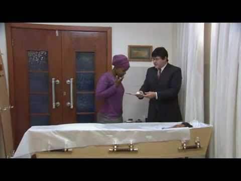 Oh Schucks Tshabalalas coffin prank [Just for Laughs Africa]