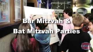 Bar Mitzvah & Bat Mitzvah Parties at Sports Center of CT