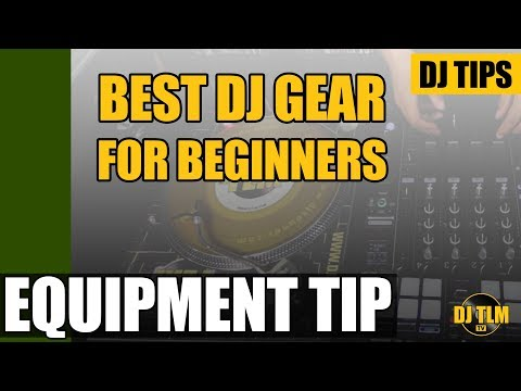 Best DJ equipment for beginners? DJ tips