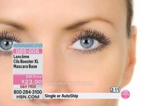 91810ee011c Lancôme Cils Booster XL Mascara Base - YouTube
