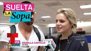 Isabella Castillo y Matías Novoa dieron el sí | Suelta La Sopa | Entretenimiento