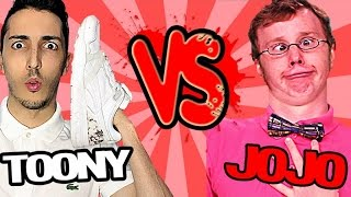 Toony VS Jojo Bernard - Le CHOC à FIFA !