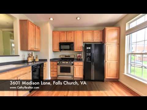 SOLD! 3601 Madison Lane, Falls Church, VA