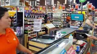 Supermercado MERCO Mixcoac, Monterrey, México 29 Julio 2016