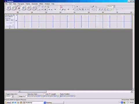 how to make tracks louder on audacity