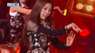 레이디스 코드 (LADIES' CODE) - 나쁜 여자 (인기가요 2013.03.31)