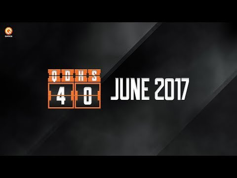 June 2017 | Q-dance presents Hardstyle Top 40