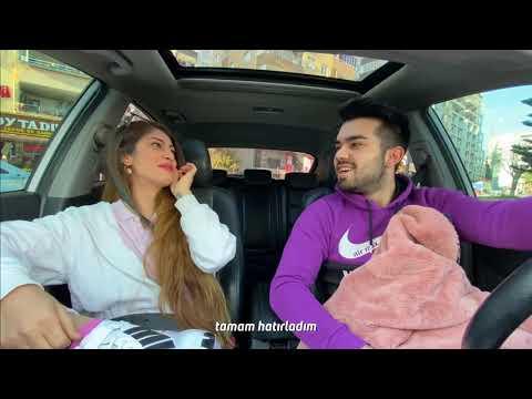 OYUNCU KIZ TAVLAMA - TWERK YAPTI ( Turkey Public Car TV ) indir