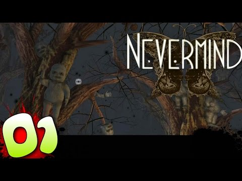 Let's Play | Nevermind | Gameplay Walkthrough Part 1: Mind P