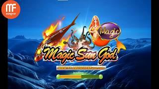 Magic Sun god fish table game