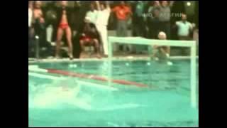 WATER POLO 1980, Moscow: USSR vs Yugoslavia 8-7.