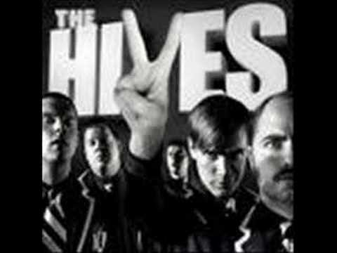 the hives-puppet on a string