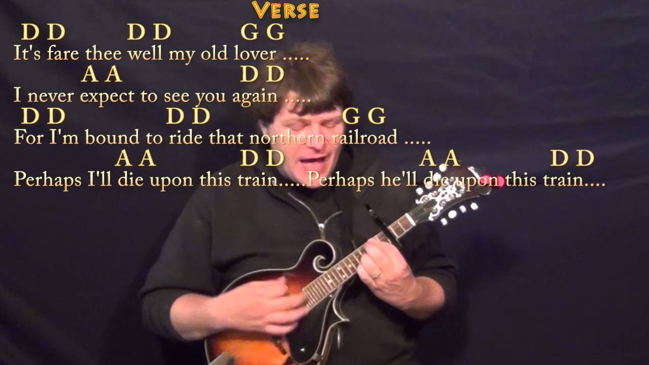 Man Of Constant Sorrow Mandolin Cover Lesson With Chordslyrics