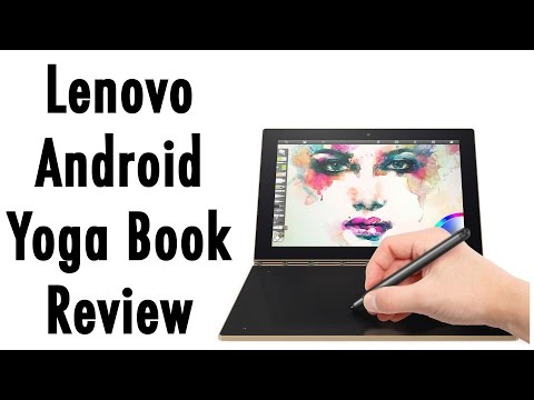 Lenovo Yoga Book Review: The Android laptop of the future? | Pocketnow