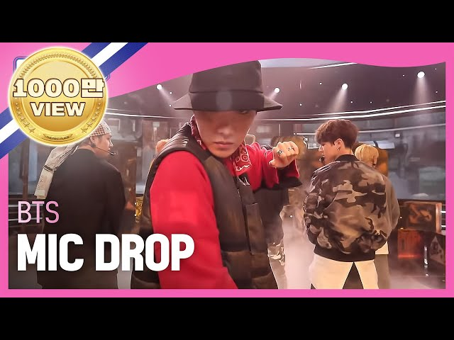 Show Champion EP.247 BTS - MIC DROP [방탄소년단 - MIC DROP]