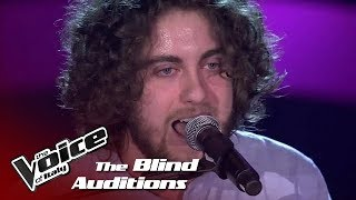 """Andrea Butturini """"Dentro Marylin"""" - Blind Auditions #1 - The Voice of Italy 2018"""