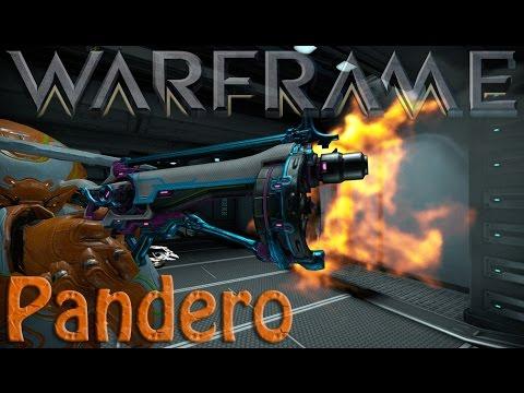 Warframe - Pandero (Quad Forma)