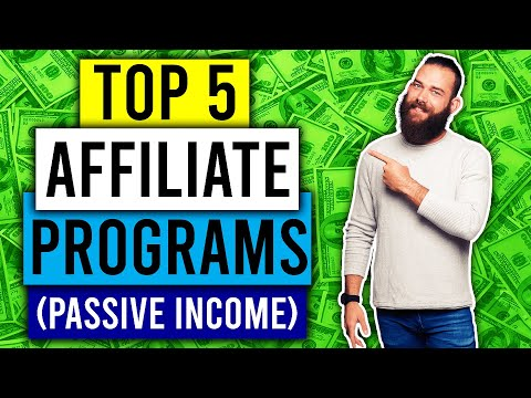 5 Best Affiliate Programs For Making Recurring Passive Income (2021)