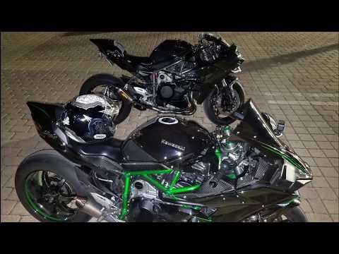 Kawasaki Ninja H2 Mustang Dames REVENGE