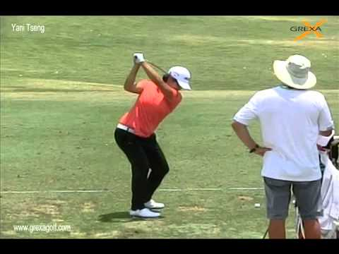 Yani Tseng golf swing - LPGA Tour 2014