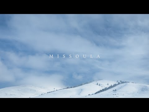 Missoula Montana - Winter Wonderland