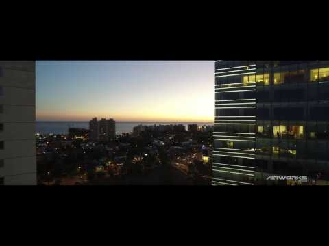 World Trade Center Montevideo drone dji inspire 1
