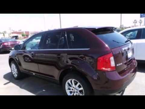 Pre Owned  Ford Edge Yuma Az