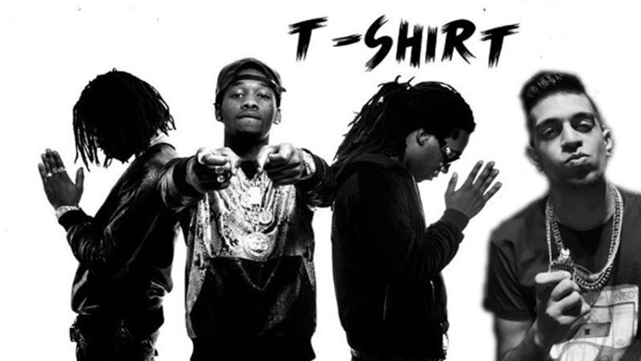 Migos t shirt cover by d4nny youtube for T shirt by migos