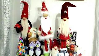 гном-Санта своими руками/Christmas Gnomes Made Easy /Crafts For Xmas Decoration
