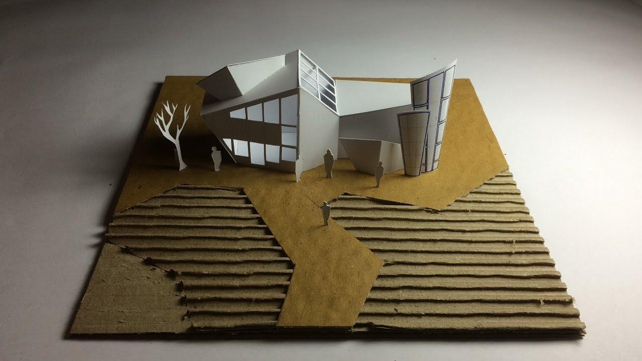 architectural architecture modern building models contemporary making sam studio
