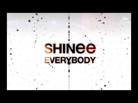 Shinee- Everybody Mp3 DL link