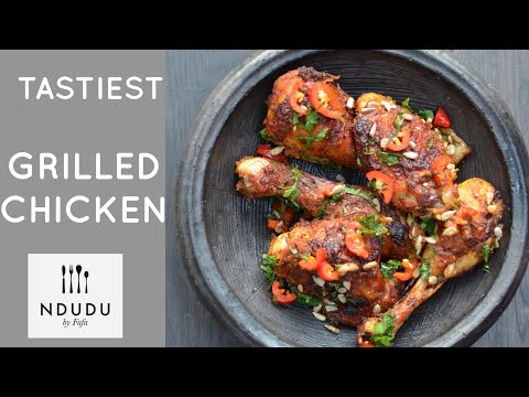 TASTIEST GRILLED CHICKEN RECIPE