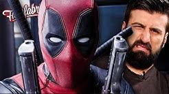 DEADPOOL - Kritik (2016) | Marvel-Superheldenfilm mit Ryan Reynolds, Ed Skrein & T.J. Miller