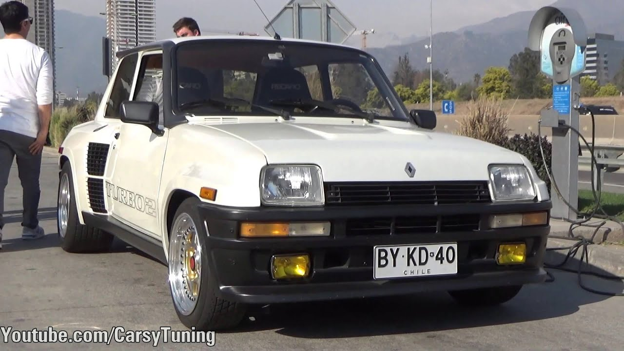 renault 5 turbo 2 acceleration youtube. Black Bedroom Furniture Sets. Home Design Ideas