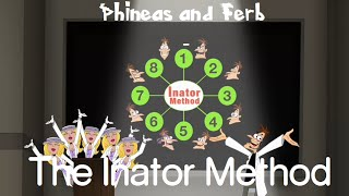 Phineas and Ferb The Inator Method(song) Lyrics