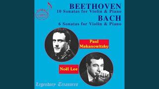 Violin Sonata No. 3 in E Major, BWV 1016: I. Adagio