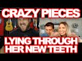 Crazy Pieces Part 2 Of The Dentist Visit   Crystal Lies Through Her New Teeth   Buy Bananas