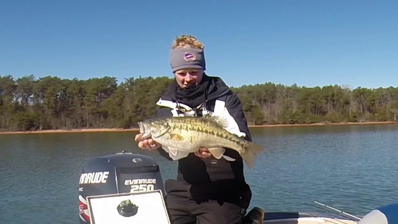 Fishing Chatuge Lake In NC - Map, Fish Species, Lake Info